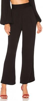 STONE COLD FOX Isla Trousers in Black