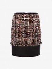 Wishing Tree Tweed Mini Skirt