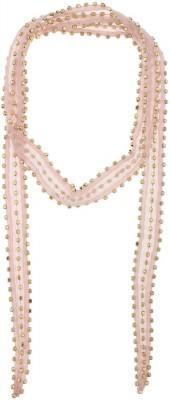 MIXIT Mixit Womens 24K Choker Necklace