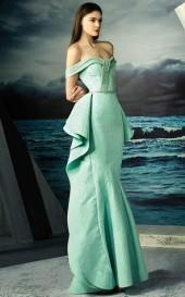 MNM Couture - Embellished Sweetheart Sheath Dress G0821