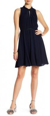 Rebecca Taylor Embroidered Eyelet Dress