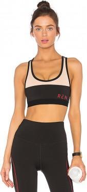 REN Alexis Sports Bra in Black