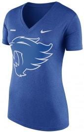 Women's Nike Kentucky Wildcats Striped Bar Tee