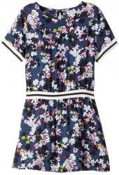 Splendid Littles - All Over Floral Printed Dress Girl's Dress
