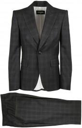 Dsquared2 Plaid Suit