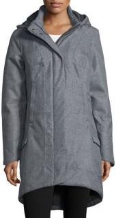 The North Face Temescal Hooded Snap-Front Parka Jacket