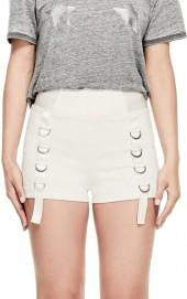 GUESS Franklin High-Rise Shorts