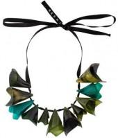 Marni Statement Floral Necklace