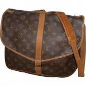 Saumur cloth crossbody bag