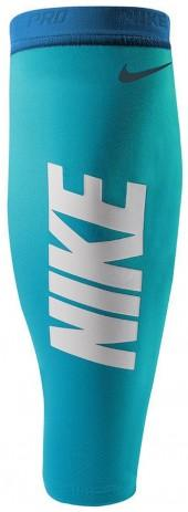 Dusty Cactus & Space Blue Pro Hyperwarm Graphic Calf Sleeves
