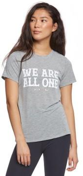 Spiritual Gangster We Are All One Zen Yoga Tee 8160407