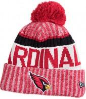 New Era Arizona Cardinals NFL Sideline Knit Hat