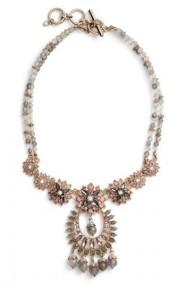 Women's Marchesa Drama Crystal Pendant Necklace