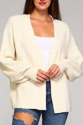 Selfie Couture Ivory Cardigan