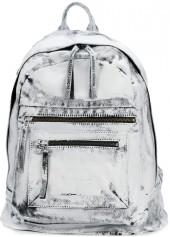 Barbara I Gongini distressed backpack