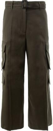 Juun.J wide-leg trousers