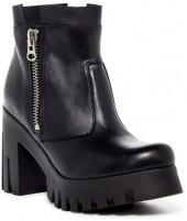 Shellys London Kobi Platform Leather Boot