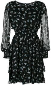 Twin-Set flower print dress