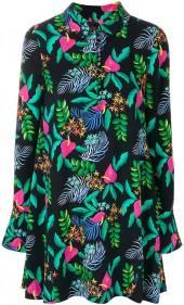 Essentiel Antwerp floral print buttoned dress