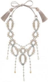 Night Market tied necklace
