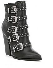 Steve Madden Comet Leather Booties