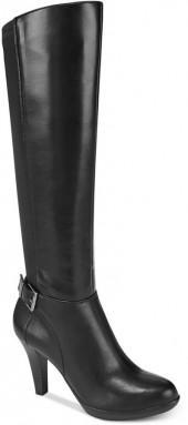 Alfani Women's Vennuss Wide-Calf Dress Boots, Created for Macy's Women's Shoes