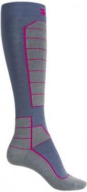 Famous Brand Mountain High-Performance Socks - Merino Wool, Over the Calf (For Women)