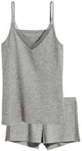 H&M Pajama Tank Top and Shorts
