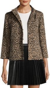 Vanna Printed Jacket