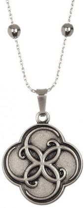 Alex and Ani Breath Of Life Expandable Charm Necklace