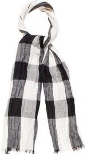 Burberry Nova Check Printed Scarf