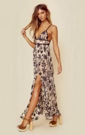 Somedays lovin' dusk embroidered maxi dress