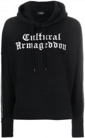Marcelo Burlon County Of Milan printed slogan hoodie