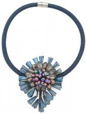 Crystal Burst Necklace