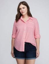 The Gingham Boyfriend Shirt