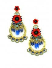 Elizabeth Cole Jewelry - Eliza Earrings
