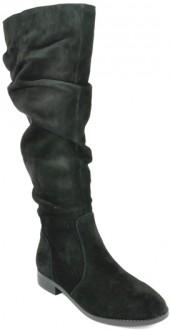 Steve Madden - Beacon - Suede Slouch Boot