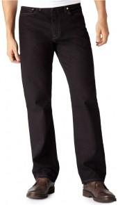 Levi's Big and Tall Jeans, 550 Relaxed Fit, Black