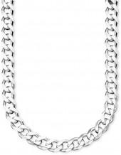 Macy's Men's Sterling Silver Curb Link Necklace