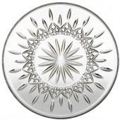 "Waterford Crystal ""Lismore"" 12"" Cake Plate"
