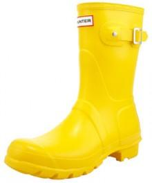 Hunter Boot Short Welly Boot