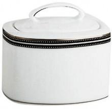 kate spade new york Dinnerware, Union Street Covered Sugar Bowl