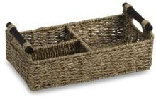 Tangere Seagrass Divided Tray