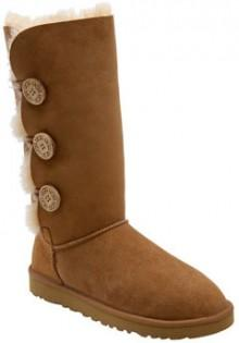 UGG Australia UGG® Australia 'Bailey Button Triplet' Boot (Women)