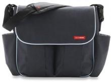 SKIP*HOP® Dash Deluxe Edition Diaper Bag - Charcoal