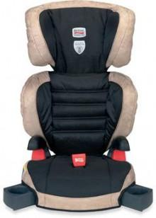 Britax Parkway® SGL Booster Seat - Nutmeg
