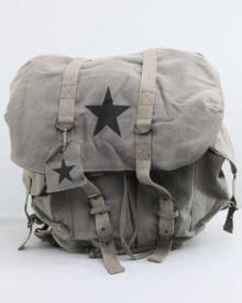 DRJ Army/Navy Shop rothco authentic vintage star backpack