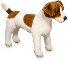 Melissa & Doug® Stuffed Animal Jack Russel Terrier