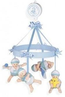 Sleepyhead Baby Mobile in Blue