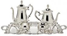 Godinger Coffee and Tea Server- Set of 5